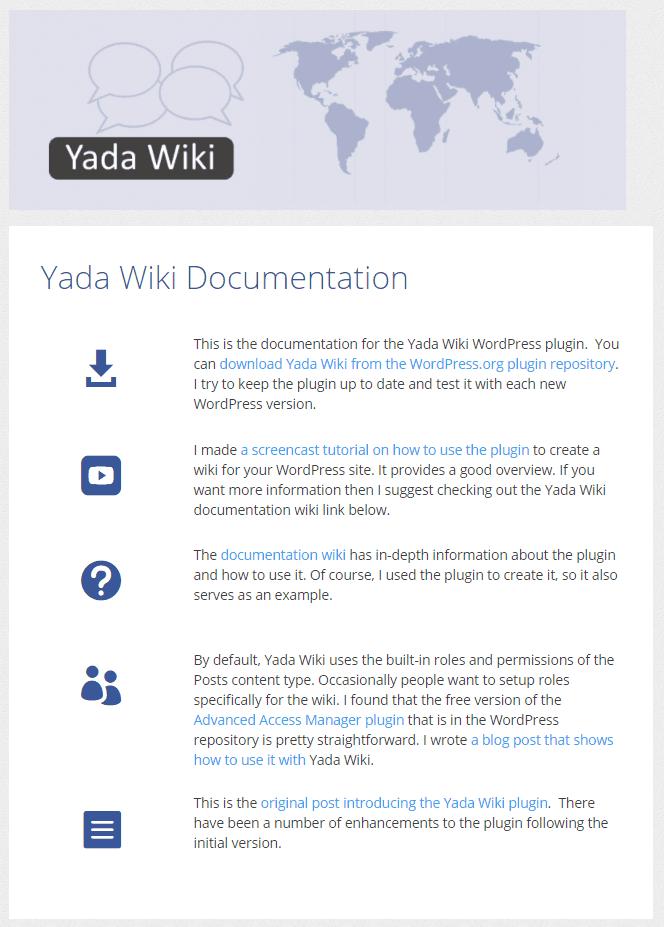yada wiki content block