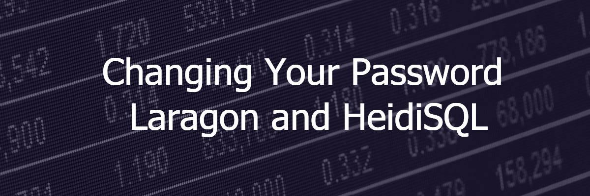 laragon heidisql tutorial