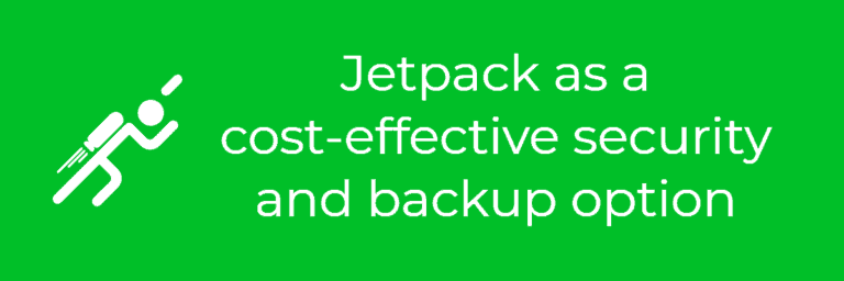 Cost-Effective Security and Backup Option – Review of Jetpack Premium