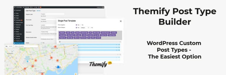 Themify Post Type Builder – The Easy Option for Custom Post Types and Templates