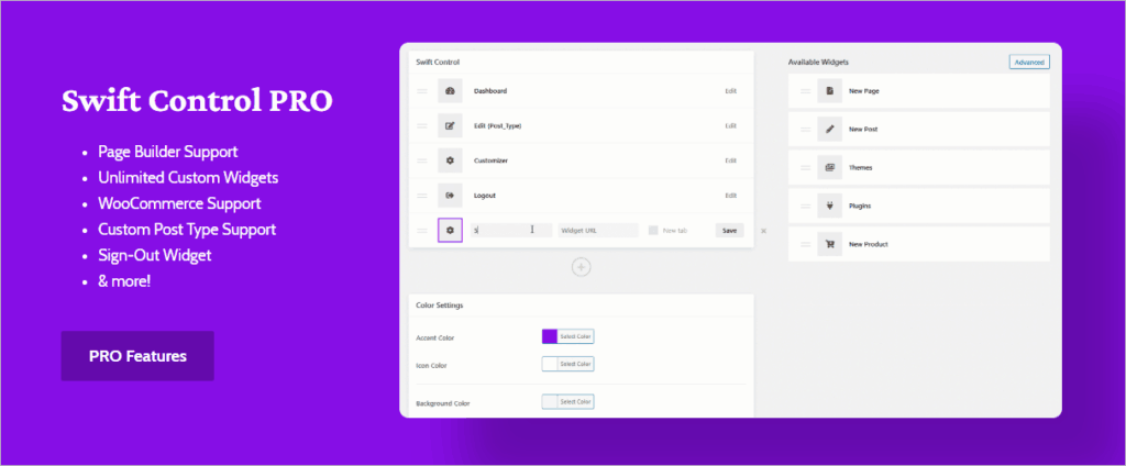 Switt Control Pro Version