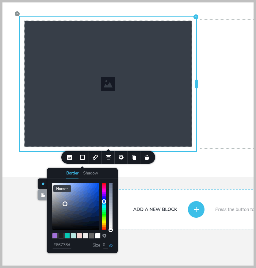 Image Color Settings