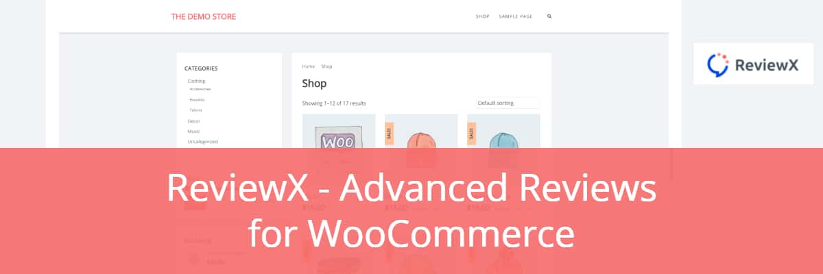 Reviewx - Advanced Reviews for WooCommerce