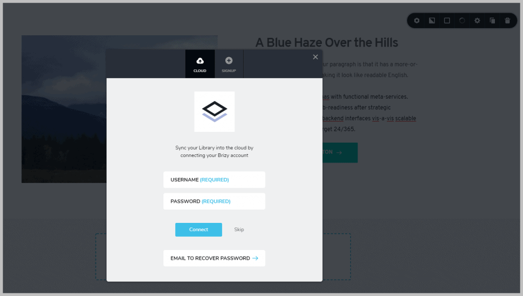 Sign In To Cloud 1