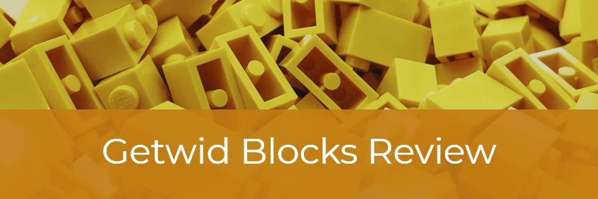 Getwid Blocks Review