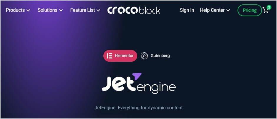 crocoblock website