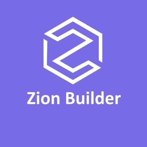 zion builder solution