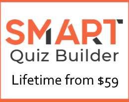 smart quiz builder lifetime